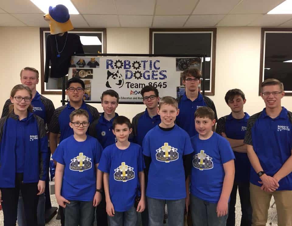 Robotic Doges