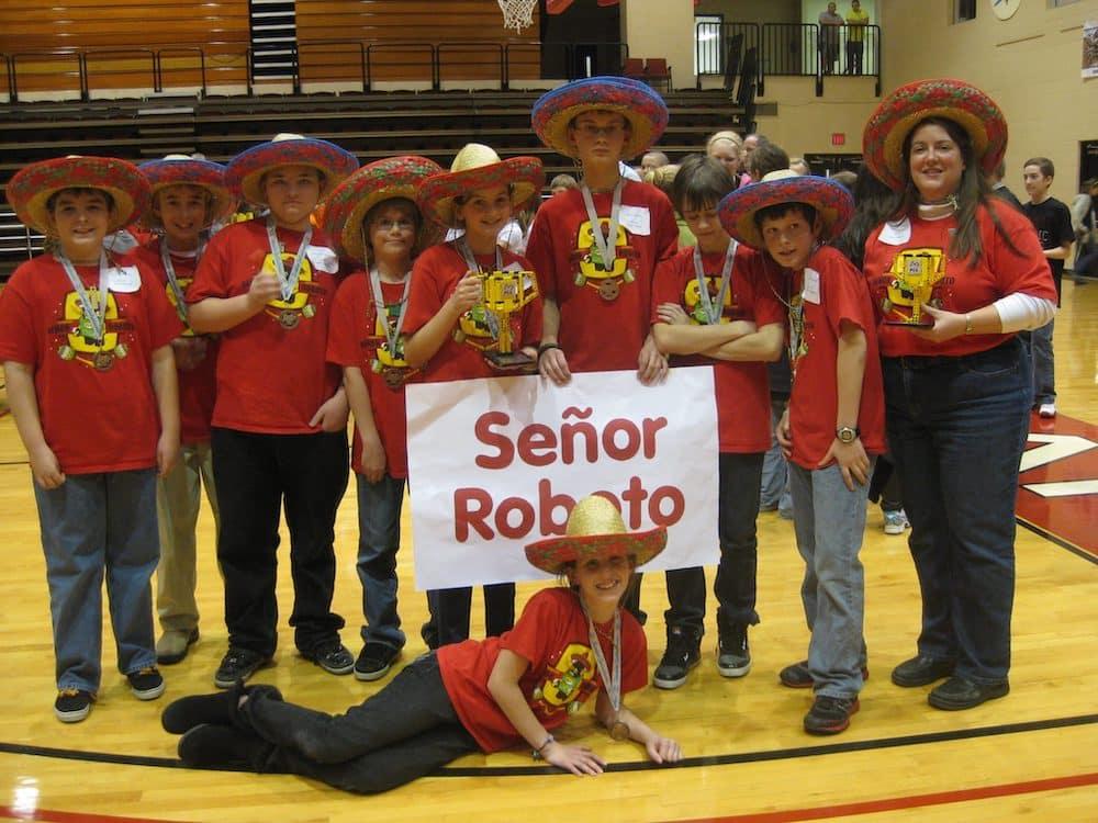Senior Roboto